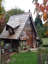 Hexenhaus Hut Hühnerstall Gartenhaus Garten Und Haus Und Garten