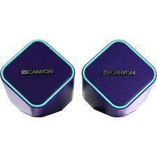 Компьютерные <b>колонки CANYON CNS</b>-<b>CSP203PU</b> — купить ...
