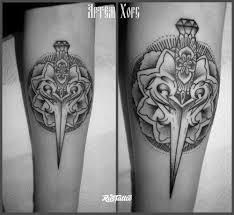 нож значение татуировок в дмитрове Rustattooru