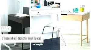 small modern office desk. Office Desk Small Modern Space Ideas