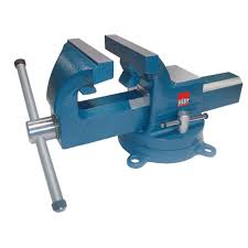 BESSEY 6 In HeavyDuty Bench Vise With Swivel BaseBVHD60  The Bench Vise 6