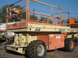 jlg 25rts 4x4 rough terrain scissor lift for boomlifts4 jlg 25rts 4x4 rough terrain scissor lift