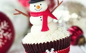 Christmas Cupcake Wallpapers - Top Free ...