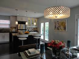 toronto candice olson aristocrat chandelier kitchen contemporary with lighting serving bowls granite counters