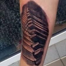 Tetování Yuri Boyka