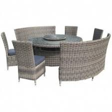 round outdoor dining table for 10. round+table+benches | modena 8 piece round table 8/10 seater fan outdoor dining for 10