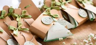 20 creative wedding giveaway ideas for