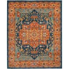 blue orange area rugs rugs the home depot orange and blue rug blue green orange area rug