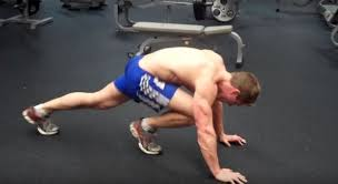 mounn climber get ripped workout routine for men the spartacus workout