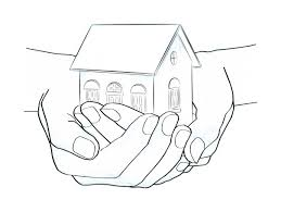 hands house drawing contact us we are here to help you pennymac loan services on template letter requesting waiver of service of summons