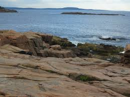 Tide Chart Thunder Hole Maine Hill Slug Chronicles Thunder Hole And Another Bar Harbor Sunset
