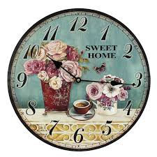 Small Picture 16 best Childrens Wall Clocks images on Pinterest Home
