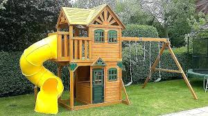 childrens playhouse kit wooden backyard playhouses outdoor playhouse kit kids club house plans unique playhouse plans free architecture outdoor childrens