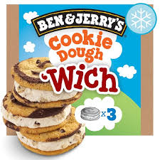 ben and jerry s ice cream cookie dough. Ben And Wich Ice Cream Sandwich To Jerry Cookie Dough