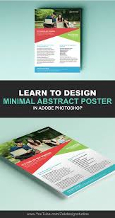 Learn To Design Education Flyer Design In Adobe Photoshop