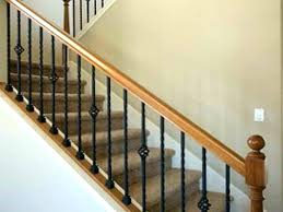 outdoor metal stair railing. Steel Stair Railings Interior Outdoor Wrought Iron Railing Kits Metal Planning