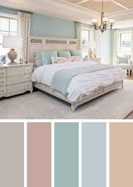 calm bedroom color schemes ideas