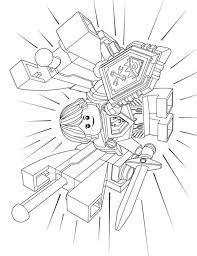 Kids N Funde 29 Ausmalbilder Von Lego Nexo Knights Ausmalbilderhq