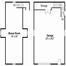 two story house plans with bonus room above garage luxury bonus room regarding attractive story house plans with bonus room over garage pictures