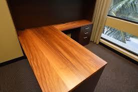 custom office desks. Exellent Desks Custom Office Desk Made In Hawaii Throughout Office Desks