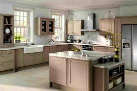 white kitchen cabinets aa gray floor
