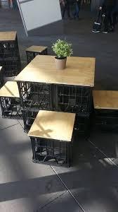 janet neal furniture milk crate furniture milk crates and crates
