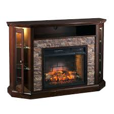tv stands big lots corner fireplace stand electric