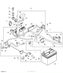john deere parts diagrams, john deere z355r ztrak mower pc13092 battery wiring harness for lincoln mkx john deere parts diagrams john deere battery wiring harness