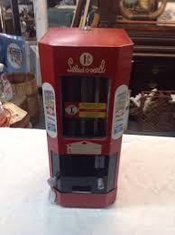 Select O Vend Candy Machine Cool 48 Cent Selectovend Candy Machine Super Nice Works Perfect