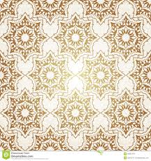 decorative seamless pattern in ottoman motif stock photo  image