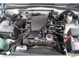 2005 Toyota Tacoma Regular Cab 2.7 Liter DOHC 16-Valve 4 Cylinder ...