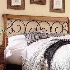 wood and iron bedroom furniture. Dunhill Wood \u0026 Metal Headboard And Iron Bedroom Furniture R