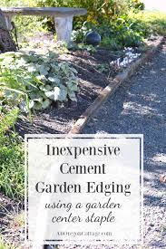 cheap garden edging. Cheap Garden Edging