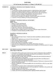 Pharmacy Tech Resume Template Retail Pharmacy Technician Resume 50 Inspirational Pharmacy