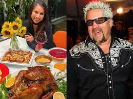 Includes an optional printable checklist bundle, too. I Made An Entire Thanksgiving Dinner Using Guy Fieri Recipes Review