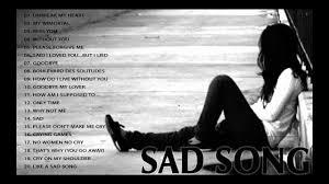 Top 20 English Sad Songs Best Ever Sad Songs Of English 2017