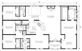 4 bedroom house plans one story 4 bedroom house plans luxury 3 bath ranch plan google