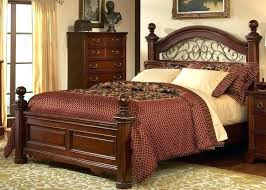 wood and iron bedroom furniture. Wood And Metal Bedroom Furniture Best Bed Frames Images On Wrought Iron Pertaining L