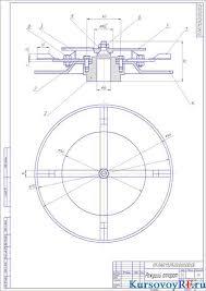 Курсовая разработка проекта механизации линии изготовления кормов  Чертеж режущего аппарата