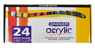 Graduate Acrylic Daler Rowney