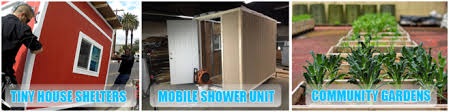 tiny houses los angeles. Tiny Houses For The Homeless In Los Angeles F