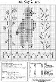 Image result for Ida Crow cross stitch | Cross stitch, Vintage cross  stitches, Halloween cross stitch patterns