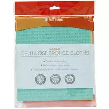 Full Circle Home House <b>Squeeze Cellulose Cleaning</b> Cloths