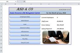 I Have Created Payroll Management System With Advanced Excel