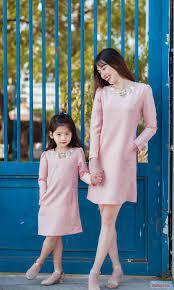 Set Thời trang mẹ và bé gái đẹp nên mua trong năm 2021 - ❤️ Tạp chí hay