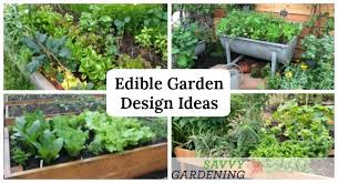 edible garden ideas landscaping organic gardening and landscape design