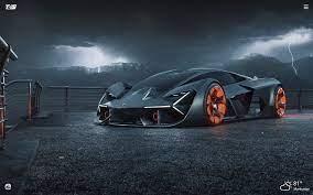 Black Lamborghini HD Wallpapers New Tab ...