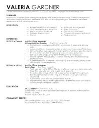 Sample Of Sales Associate Resume – Letter Resume Collection