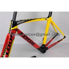 Look 695 Geometry Chart Look 695 Carbon Fiber Road Bike Bicycle Frame Yellow Look