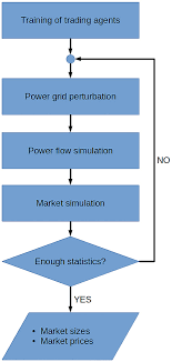 Coarse Grained Flow Chart Of The Simulation Procedure For